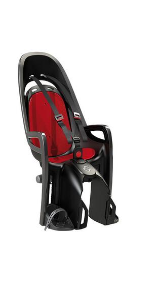 Hamax Zenith Kindersitz Gepäckträger grau/rot